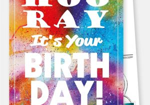 Greeting Card Birthday for Boyfriend Hip Hip Hooray Birthday Cards Quotes D D D Send Real