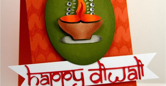 Greeting Card Diwali Greeting Card Happy Diwali Card with Images Handmade Diwali Greeting