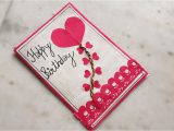 Greeting Card Handmade for Birthday Particular Craft Idea Homemade Greeting Cards