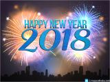 Greeting Card Happy New Year New Year 2018 Wallpaper and Sms Happy New Year 2018