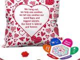 Greeting Card On Raksha Bandhan Indigifts Rakshabandhan Gifts for Brother Bond is forever