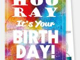 Greeting Card Quotes for Birthday Hip Hip Hooray Birthday Cards Quotes D D D Send Real