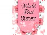 Greeting Card You Got This World S Best Sister Greeting Card
