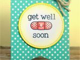 Greeting Get Well soon Card Sensational Sundays Blog Hop at Loves Rubberstamps with