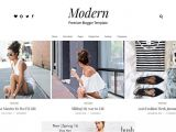Grid Style Blogger Templates Modern Grid Blogger Template