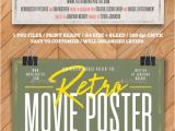 Grindhouse Poster Template Best 25 Movie Poster Template Ideas On Pinterest Design
