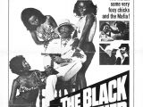 Grindhouse Poster Template the Black Godfather Movie Poster Blaxploitation Grindhouse