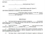 Group Contract Template for Hotel 7 Management Contract Template Sample Example format