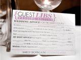 Guest Libs Wedding Edition Template Guest Libs Wedding Guestbook Philadelphia Wedding