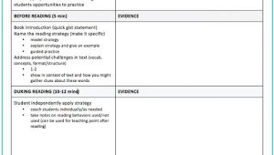 Guided Reading Observation Template A Guided Reading Observation Template Ms Houser