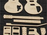 Guitar Router Templates Lp Dc Special Guitar Router Template Set 1 2 Quot Mdf Cnc