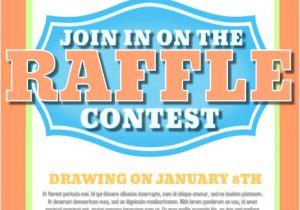 Gun Raffle Flyer Template Design A Winning Raffle Flyer Postermywall