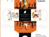 Halloween Treat Boxes Templates 31 Best Favor Boxes Printables Images On Pinterest