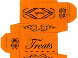 Halloween Treat Boxes Templates 6 Best Images Of Free Printable Halloween Treat Boxes