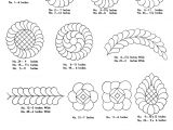 Hand Quilting Designs Templates Lockport Hand Quilting Pattern Catalog Q is for Quilter