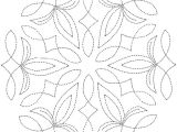 Hand Quilting Templates Free Free Pattern Friday Hand Quilting Patterns for Alternate