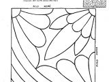 Hand Quilting Templates Free Vintage Hand Quilting Patterns Q is for Quilter
