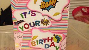 Handmade Birthday Card for Girl Birthday Card for 10 Year Old Girl 70th Birthday Card