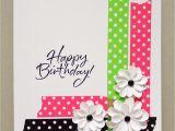 Handmade Birthday Greeting Card Designs 292 Best Stamp Birthday Cards Images Birthday Cards Cards