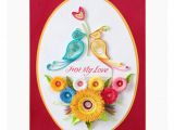 Handmade Card Designs for Love Swapnil Arts Handmade 3d Paper Quilling for My Love