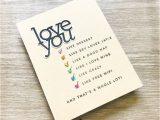 Handmade Card for Husband On Anniversary 3 Fun Handmade Anniversary Card Ideas for Your Boyfriend