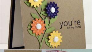 Handmade Card Ideas for Birthday Handmade Anniversary Card Ideas and Images Birthday Cards