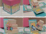 Handmade Card In A Box Pin Auf Geburtstagskuchen Fur Manner