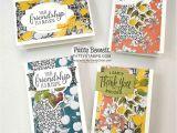 Handmade Card Kits for Sale 10 Botanical Prints Card Kit Ideas Patty Stamps
