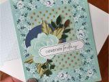 Handmade Card Kits for Sale Yvonne Spikmans Van Bruggen On Instagram Zakdoek Kaart