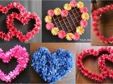 Handmade Card Making Ideas for Teachers Day 5 Beautiful Paper Flower Wall Hanging Easy Wall Decoration