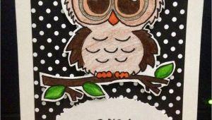 Handmade Miss You Card Ideas Owl I Ll Miss You Greeting Card Handmade Diy Greetingcard