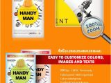 Handyman Flyer Templates Free Download 13 Beautiful Plumber Flyers Word Psd Ai Free