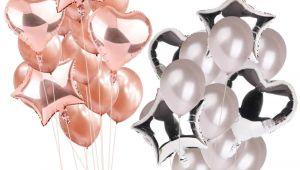 Happy Birthday Balloons Card Factory 14pcs 12inch 18inch Multi Air Balloons Happy Birthday Party