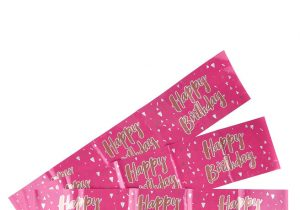 Happy Birthday Banner Card Factory Birthday Banners & Bunting Happy Birthday Banners & Party