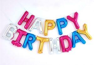Happy Birthday Banner Card Factory Happy Birthday Balloon Banner