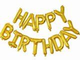 Happy Birthday Banner Card Factory Self Inflating Happy Birthday Banner Card Factory