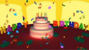Happy Birthday Card and song Birthday songs Happy Birthday song Happy Birthday Ecard