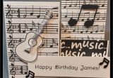 Happy Birthday Card and song the Strings On This Birthday Card Has Twisted Ribbon that