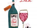 Happy Birthday Card for Father Best Dad Ever Happy Birthday Greeting Card