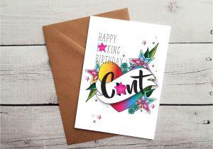 Happy Birthday Card Handmade Ideas Funny Birthday Card for Friend Birthday Card Funny
