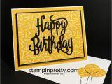 Happy Birthday Card Handmade Ideas Simple Happy Birthday Card with Images Simple Birthday