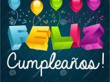 Happy Birthday Card In Spanish Pin On Happy Birthday