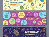 Happy Birthday Card Little Girl Happy Birthday Card Confetti Cute Fonts Masks Kids Birthday