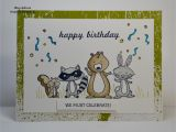 Happy Birthday Card Little Girl Pin by Lynne Lusby On Got the Die Stamp Stampin Up