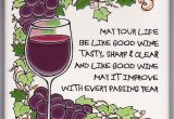Happy Birthday Card Messages for Friend Birthday Wish for Wine Lovers Birthday Wishes for Friend