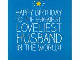 Happy Birthday Card to Husband Birthday Cards for Him Birthday Cards for Husband or