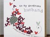 Happy Birthday Card to Husband Happy Birthday Husband Card by Molly Mae