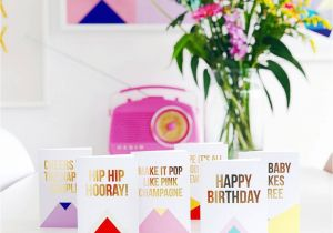 Happy Birthday Dies for Card Making Studio Stationery Card Happy Birthday