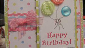 Happy Birthday Greeting Card Handmade Happy Birthday Card Greeting Cards Handmade Homemade