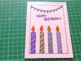 Happy Birthday Ka Card Kaise Banate Hain Happy Birthday Cards for Friends Handmade